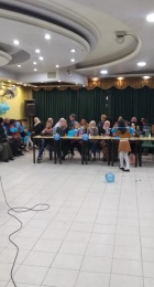 The Children Activity - Nablus branch.