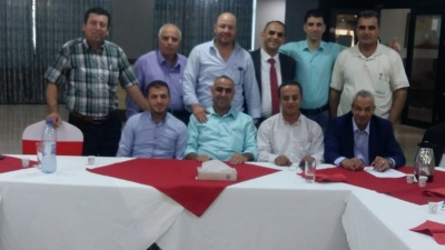 A scientific meeting with the doctors on how to deal with Insulin - Hebron branch