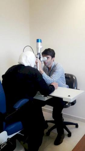 عيادة العيون